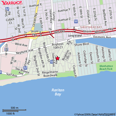 map of brighton beach brooklyn New Brighton Beach Jewish Center Immigration Services New York map of brighton beach brooklyn