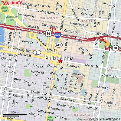 Philadelphia University Colleges And Universities Pennsylvania - Philadelphia university map