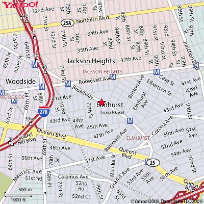 Elmhurst Hospital Center : Hospitals : New York : Elmhurst