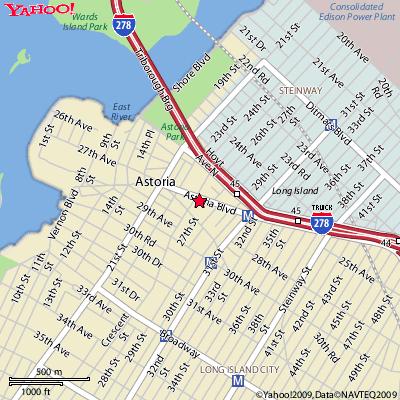 Astoria World Manor : Reception Halls : New York : Astoria