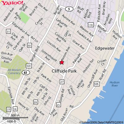 Cliffside Park, NJ (map)