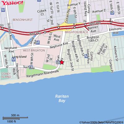 map of brighton beach brooklyn Meest Financial Services New York Brooklyn map of brighton beach brooklyn