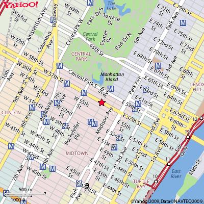 map art gallery new york city