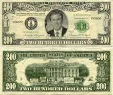 Вот появились и 200-долларовые купюры : Other News