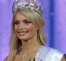Мисс весна 2012 визитная карточка мисс