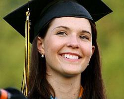 Выпускник университета США
