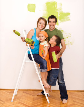 Home Remodeling Family